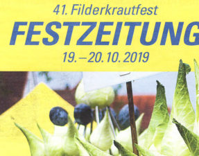 Filderkraut-Festzeitung_2019 - www.kochhelden.tv