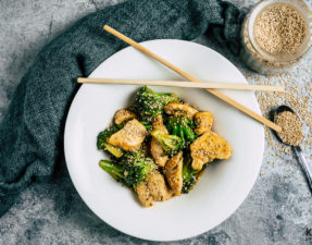 Stir Fry Chicken - www.kochhelden.tv