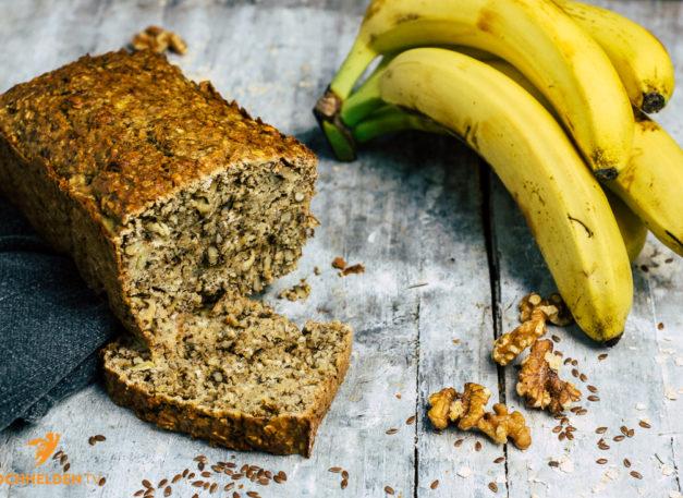 Bananenbrot - www.kochhelden.tv