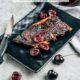 Spare Ribs mit Kirsch BBQ-Sauce - www.kochhelden.tv
